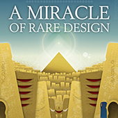 A Miracle of Rare Design book cover illustration by bradsharp