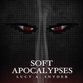 Soft Apocalypses book cover illustration by Bradsharp